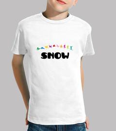 snowboarding / snowboarding