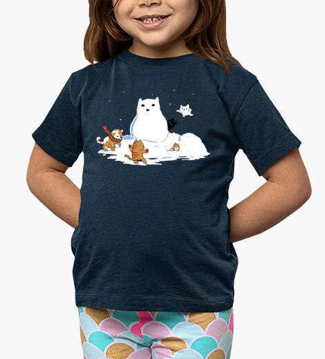 Ropa infantil snowcats