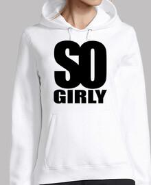 So girly