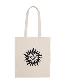 Sobrenatural - Winchester tattoo (negro)