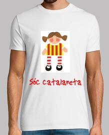 Sóc catalaneta maniga curta