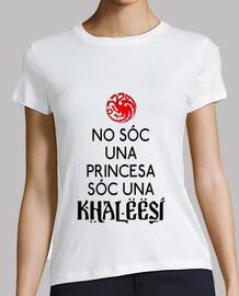 soc no una principessa