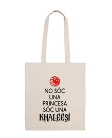 sóc not a princess