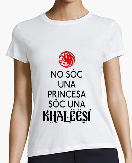 Sóc not a princess t-shirt