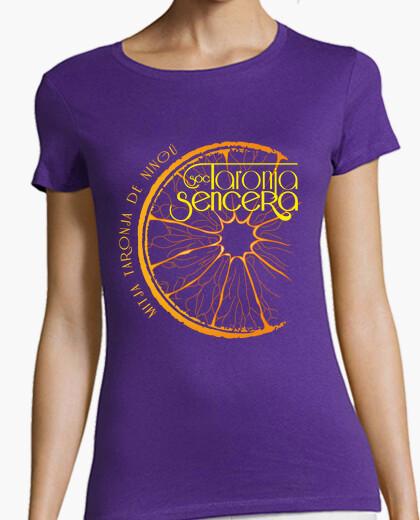 Camiseta Sóc Taronja Sencera - 2009