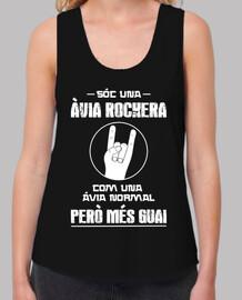 Sóc una Àvia Rocker Com Una Àvia Normal Però Més Guai (Catalán)
