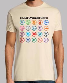 Social Network Lover