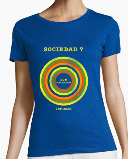 Camiseta Sociedad 7