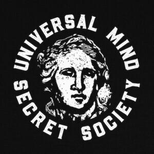 sociedad secreta mente universal T-shirts