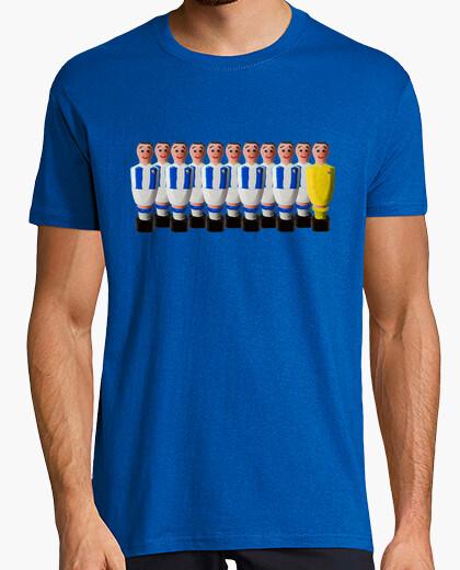 Tee-shirt société d'équipements réelle
