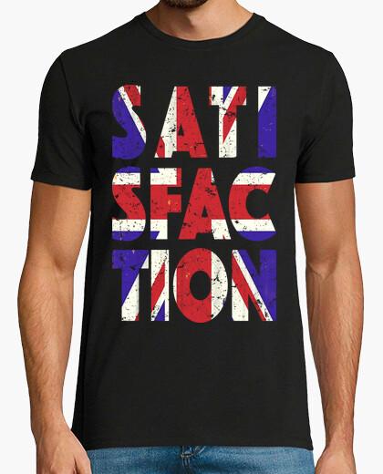 T-shirt soddisfazione