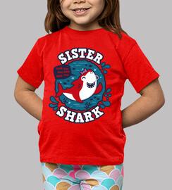 soeur coup de requin