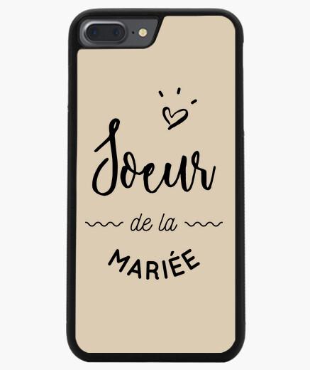 Coque Iphone 7 Plus / 8 Plus Soeur de la mariee