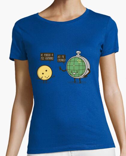 Tee-shirt Sœurs perdues - shirt femme