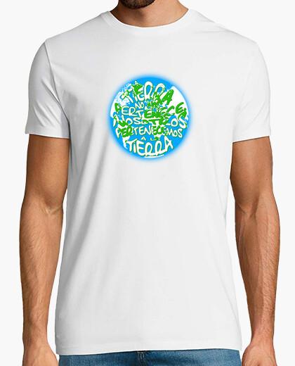 Tee-shirt soins de la terre