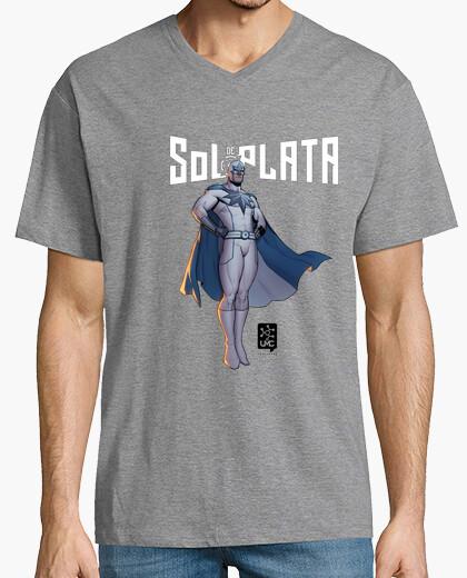 Camiseta Sol de Plata