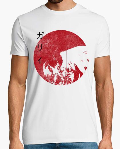 Camiseta sol rojo alita - gally