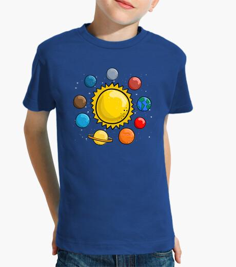 Ropa infantil Solar system Galaxy Stars Kids Gift Idea