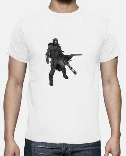 Camisetas Soldado armado