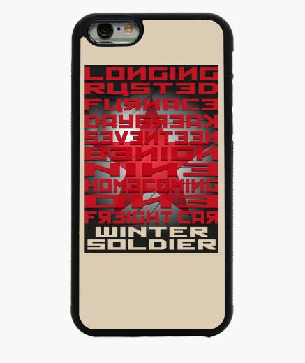Soldado de Invierno Funda iPhone 6 / 6S 6