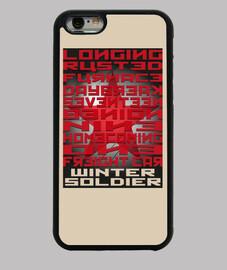 Soldado de Invierno Funda iPhone 6