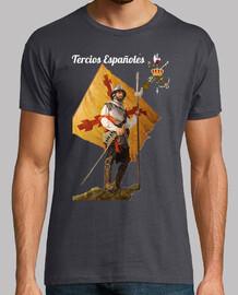 Soldado español Tercios Antigüos