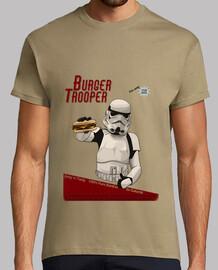 soldado hamburguesa