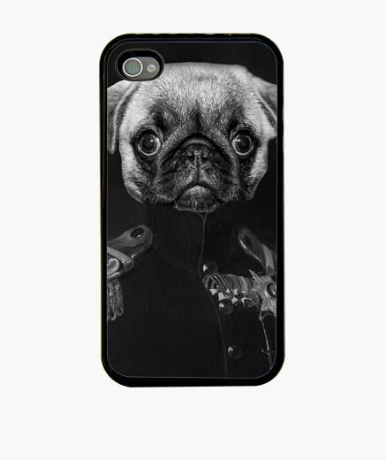Funda iPhone soldado perrito