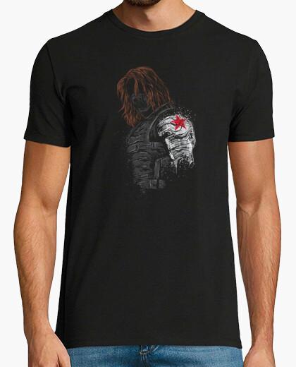 Tee-shirt soldat d'hiver