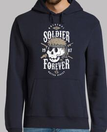 Soldat für jemals