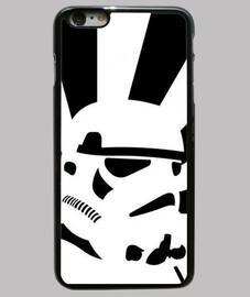 Soldier Black & White (iPhone 6 Plus)