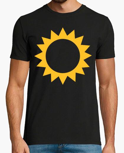 T-shirt soleggiato