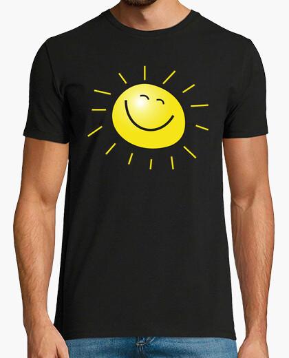 Tee-shirt soleil heureux