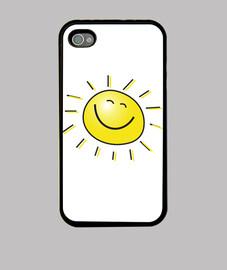 soleil heureux