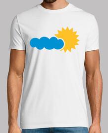 soleil nuage