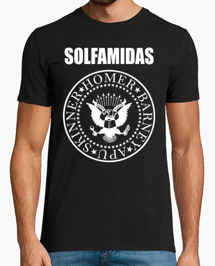 Camiseta Solfamidas