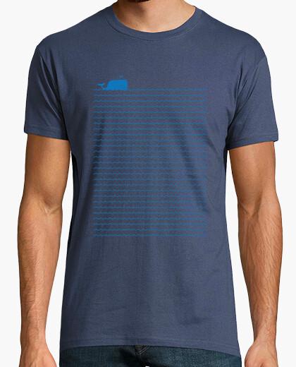 Camiseta solitaria
