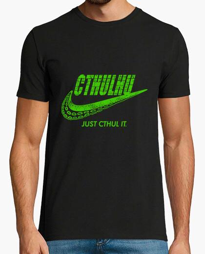 T-shirt solo cthul esso.