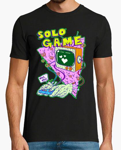 Camiseta Solo game
