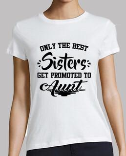 solo il meglio sorella ottenere una promozione a aun