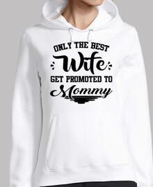 solo la mejor esposa es promovida a mam