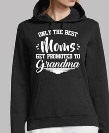 solo las mejores mamás son promovidas a