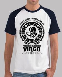 Solo los mejores nacen Virgo