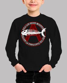Sólo los peces muertos...