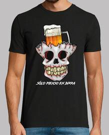 Solo pienso en birra