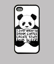 sólo quiero ... caso del iphone 4 / 4s
