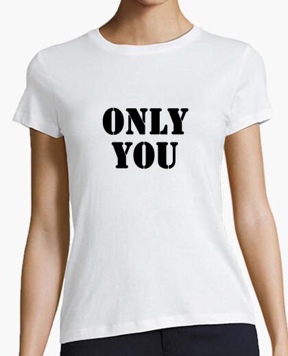 Camiseta solo tu