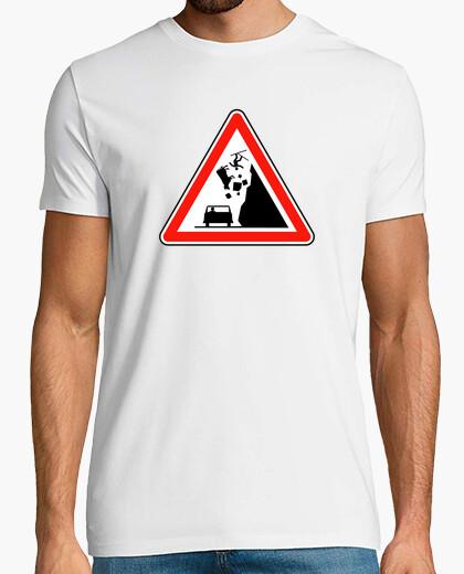 Camiseta soltar