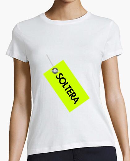Camiseta SOLTERA
