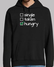 soltero hambriento (blanco)